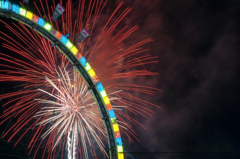 State Fair Fireworks