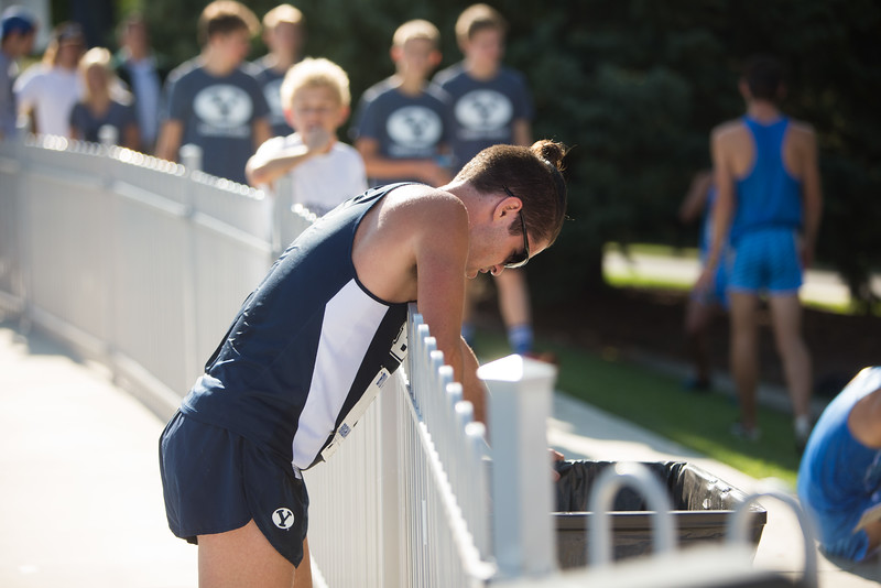 14mX-CTY Autumn Classic 510  14mX-CTY Autumn Classic  BYU defeats UCLA, Weber State, and Idaho State in the 4-mile course at BYU's Clarence F. Robison Track and Field Complex  September 13, 2014  Photo by Todd Wakefield/BYU  Copyright BYU Photo 2014 All Rights Reserved photo@byu.edu  (801)422-7322