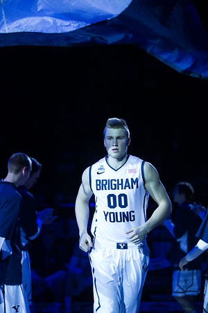 13-14mBKB vs Pacific 0064  13-14mBKB vs Pacific  BYU defeats Pacific Tigers in provo at the Marriott Center  BYU - 88 Pacific - 78  January 30, 2014  Photo by Todd Wakefield  © BYU PHOTO 2014 All Rights Reserved photo@byu.edu   (801)422-7322