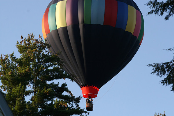 Ballooning, Dingley Dell