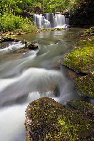 Mill Creek Falls, WV