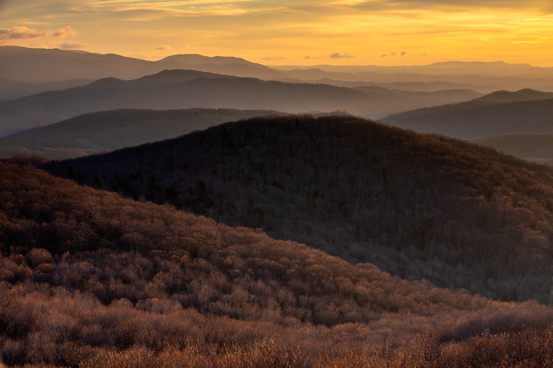 Sweet Ridges of VA