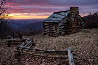 Smart View Cabin on the Blue Ridge Parkway 2