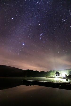 Mocove Lake Stars