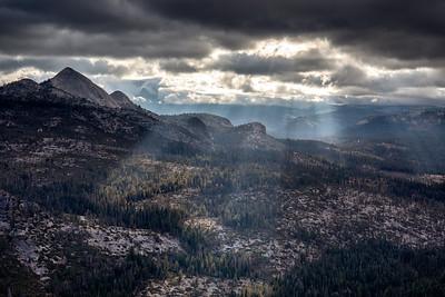 Mt. Starr King Rays