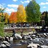 Blue River in Breckenridge Colorado