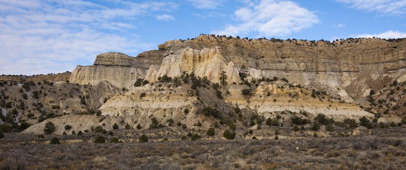 Journey Through Time Biway, Utah