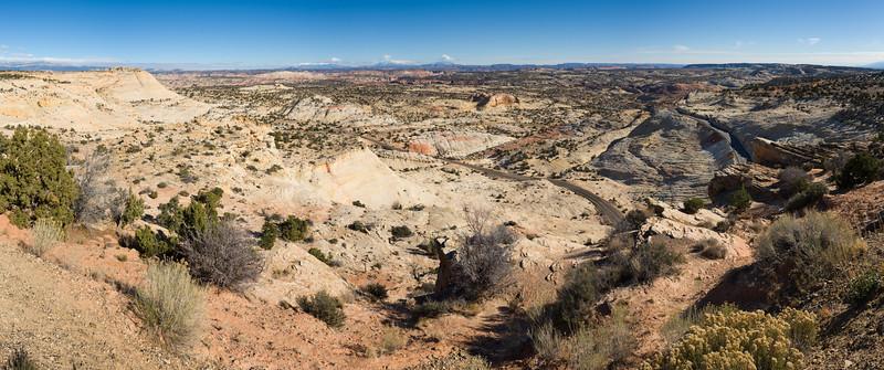 Head of the Rocks, Utah