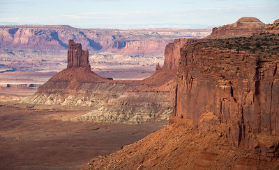 Candlestick Tower Overlook, Canyonlands, Utah