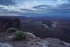 Sunset in Canyonlands, Utah