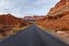 Scenic Drive Road, Capitol Reef National Park, Utah