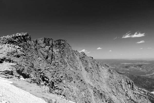 On Pikes Peak
