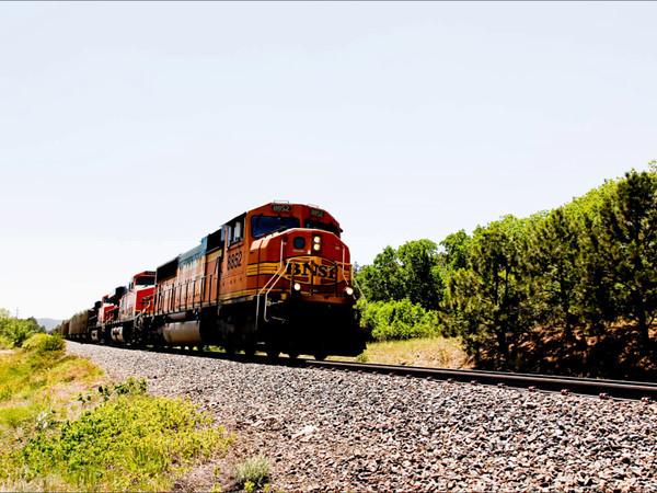 Long Train Comin'