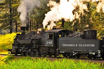 Silverton / Durango Train 2
