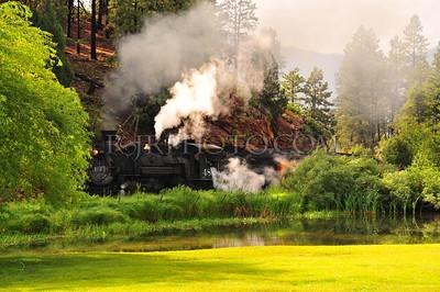 Silverton / Durango Train