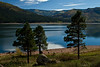 Post-card perfect Vallecito Lake.<br /> Photo © Cindy Clark