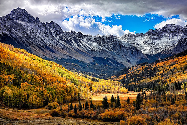 Uncomphgre National Forest, Colorado                       Colorado Colors                                                         By Janet Fikar                             Book Preview