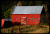 An old barn near Vallecito Lake.<br /> Photo © Cindy Clark
