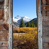 Animas Forks ghost town, near Silverton, Colorado