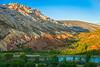 Sunset, Split Mountain and Green River, Dinosaur National Monument