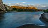 Green RIver, Sunset, Dinosaur National Monument