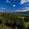 Central Garden of the Gods Panorama at it's Best!