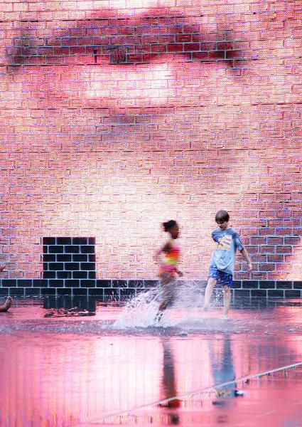 Millennium Park Splash