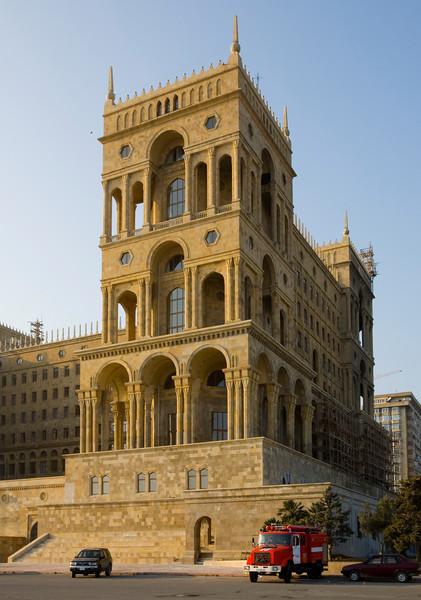 Dom Soviet Baku