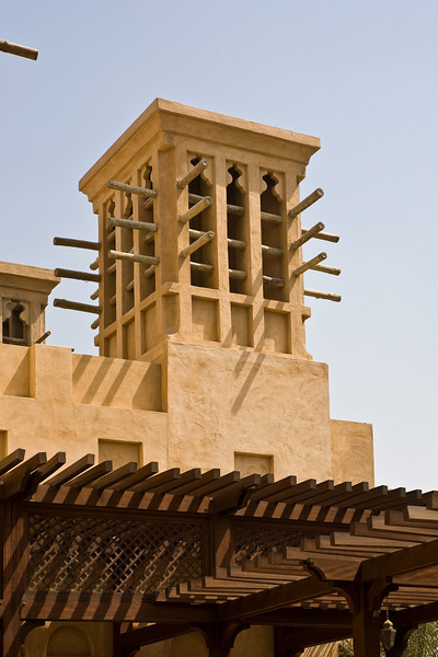 Wind Tower - Madinat Jumeirah