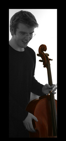 Peter Gregson - Cellist