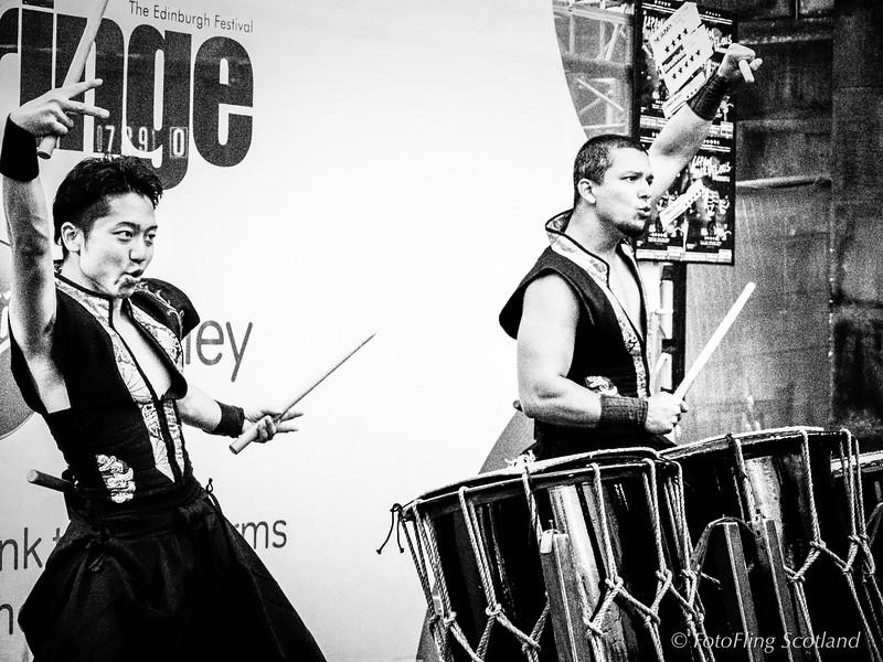 Fringe Festival Street Theatre