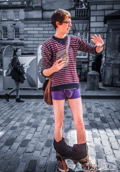 Pants Down Thursday