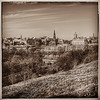 Edinburgh in sepia