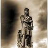 Statue: King Robert the Bruce - Stirling Castle