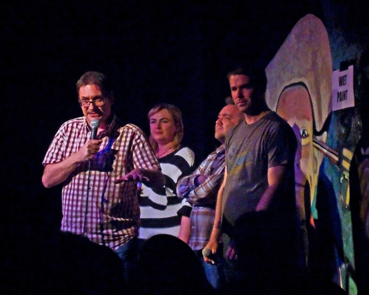 The Suggestibles Improv