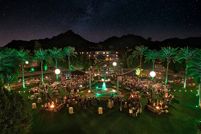 Incredible Arizona starry night to host an outdoor BP Convention 2018