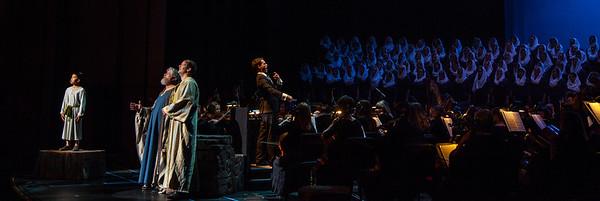 Choir Concert for Millennial Choirs and Orchestras 2015 Mesa, AZ