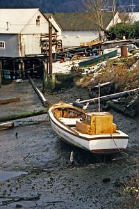 Columbia River Gill Netter