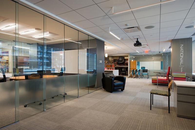 National Office Furniture Showroom, Washington DC