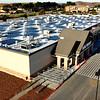 Wal Mart Solar Panel installation.