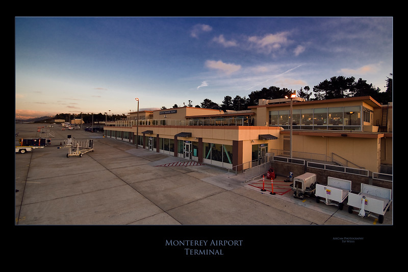 Monterey Airport Terminal