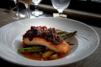 Salmon Fish DinnerRalphSammarco2012