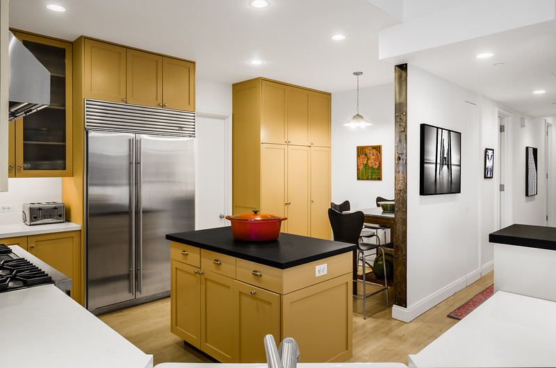 NYC Real Estate Photography for Sotheby's International Realty Downtown New York City Brokerage