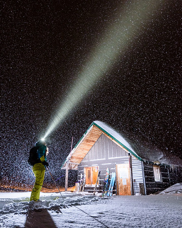 Backcountry Hut Trip