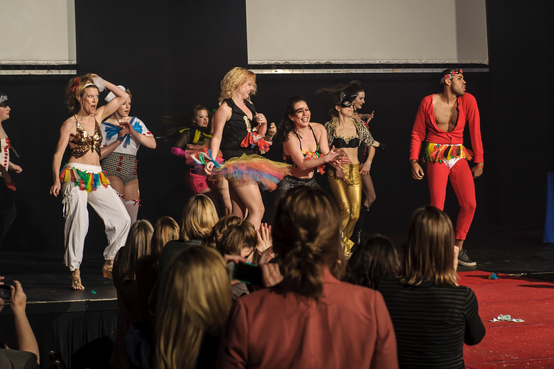 Off the Rack, 2013- The Runway