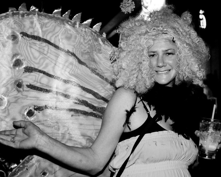 Halloween 2010 at the Union Club, downtown Missoula, Mt