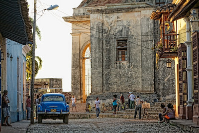 CUBA compelling   - a different approach