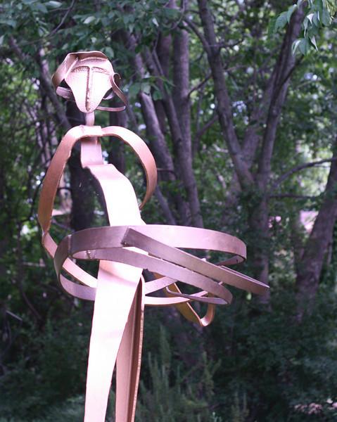 Art, Nature and Hoola Hoops
