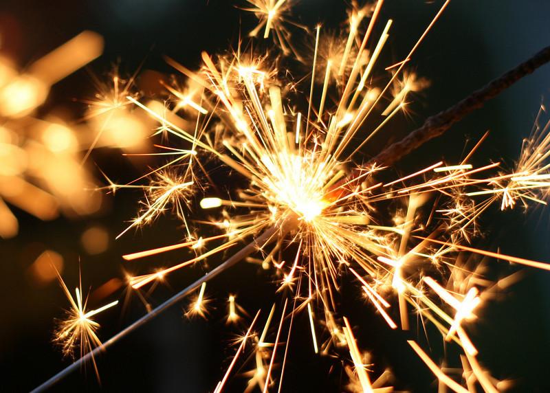 2008 JunJuly Competition: simple joys:sparklers