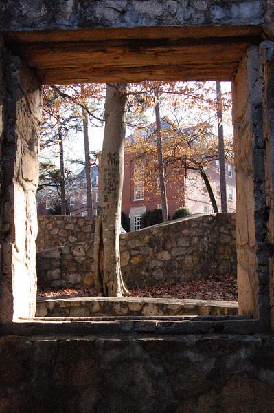 Contest: Through a window